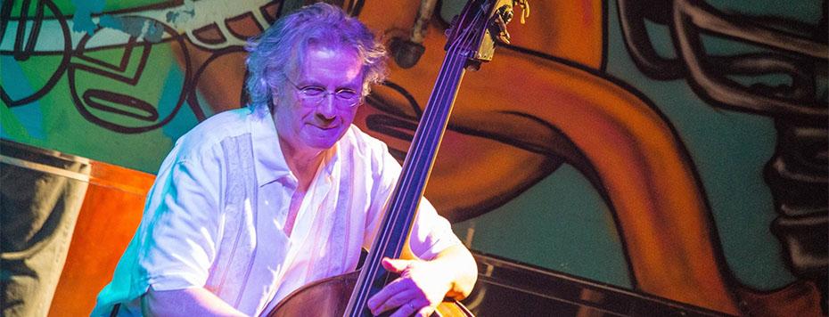Michael Bisio solo bass