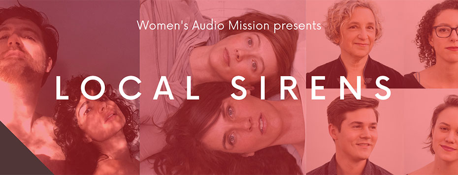 Local Sirens: Real Vocal String Quartet, Hae Voces, For Now