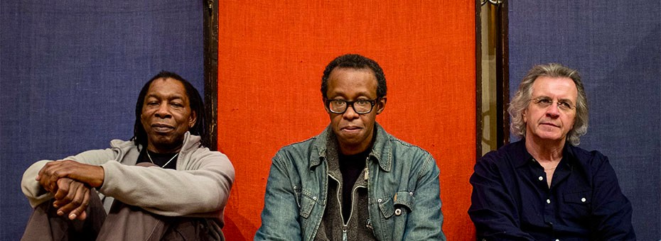 MUSIC | With pianist Matthew Shipp, bassist Michael Bisio, and drummer Newman Taylor Baker perform at Dizzy
