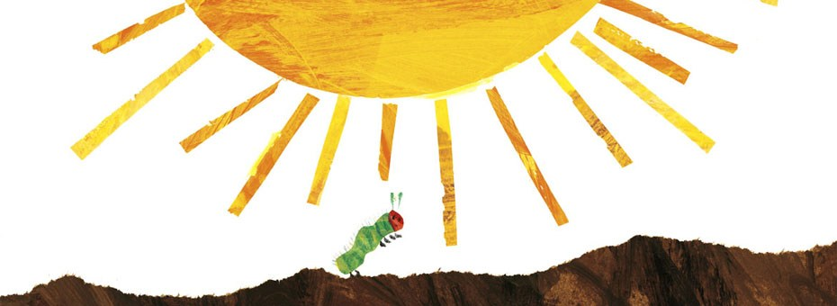 VISUAL | This exhibition celebrates The Very Hungry Caterpillar, from its humble origins to one of the most iconic children