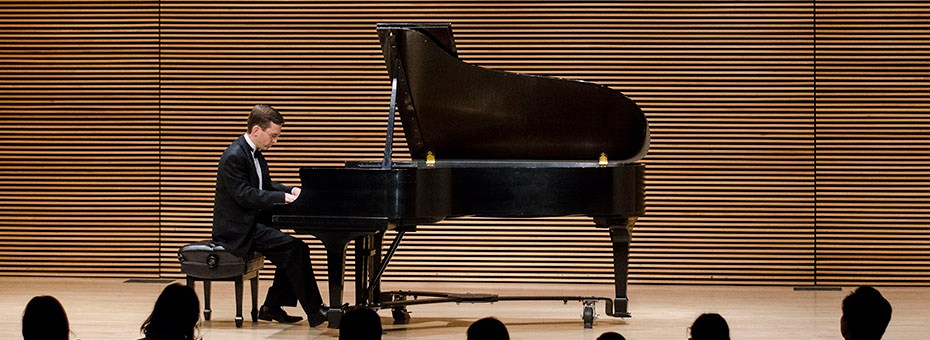 MUSIC | Axel Schmitt (CSMA Faculty, piano) takes on the herculean task of performing piano sonatas of Ludwig van Beethoven.