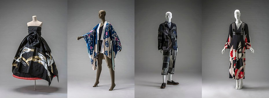 VISUAL | Featuring over 35 garments from the Kyoto Costume Institute, Kimono Refashioned shows us that kimono continue to be a fertile source of ideas for contemporary designers, both in Japan and across the globe.