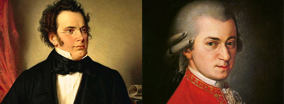 MUSIC | Join An die Musik NYC for an afternoon of masterworks by Wolfgang Amadeus Mozart and Franz Schubert.
