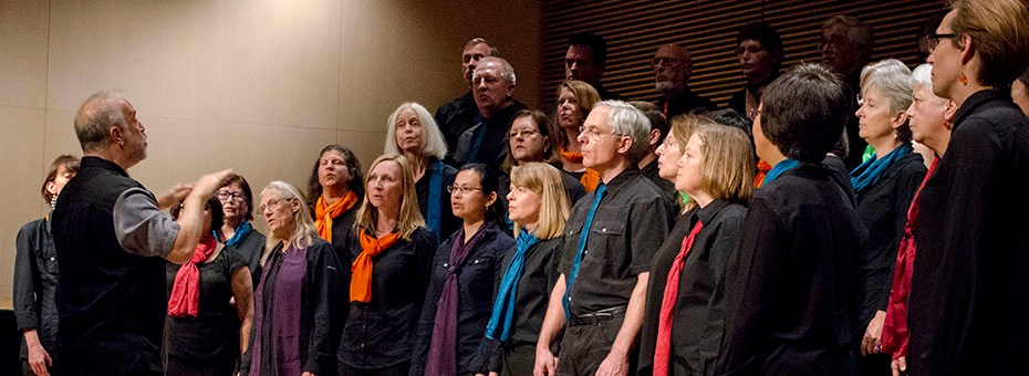 MUSIC | The World Harmony Chorus brings the community together through a joyous celebration of song!