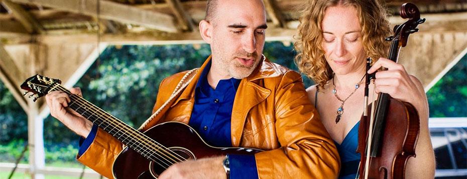 Dan Frechette and Laurel Thomsen