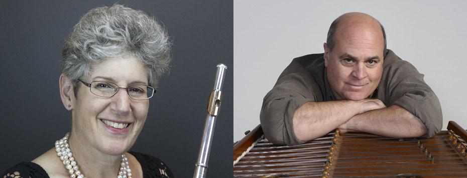 Marian Concus and Joshua Horowitz