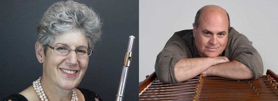 MUSIC | To celebrate the Jewish New Year 5780, Marian Concus (CSMA faculty, flute) and harpist Joshua Horowitz will present A Jewish Music Potpourri.