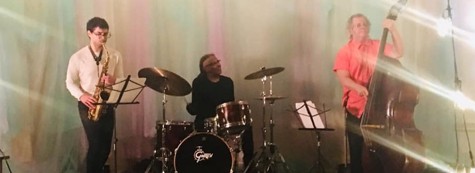 MUSIC | Creative Music Sunday: Brian Groder Trio featuring Michael Bisio and Jay Rosen // Tani Tabbal Trio featuring Adam Siegel and Michael Bisio.