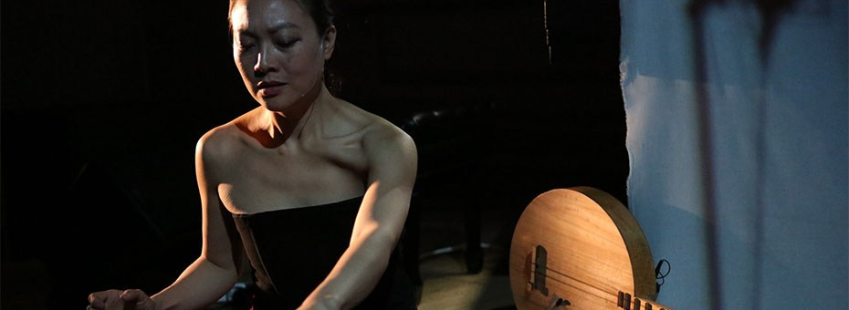 "MUSIC | Jen Shyu (""Shyu"" pronounced ""Shoe"" in English, Chinese name: 徐秋雁, Pinyin: Xúqiūyàn) is a groundbreaking, multilingual vocalist, composer, producer, multi-instrumentalist, dancer, 2019 Guggenheim Fellow, 2019 United States Artists Fellow, 2016 Doris Duke Artist, and was voted 2017 Downbeat Critics Poll Rising Star Female Vocalist."