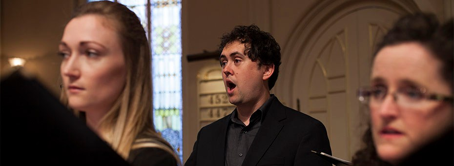 MUSIC | Tuck in for a cozy evening of choral music with Sacred and Profane. Recognizing that winter is often a time of reflection and restoration, our December 2019 concert features sacred and secular music from all eras on the theme of rest and repose.