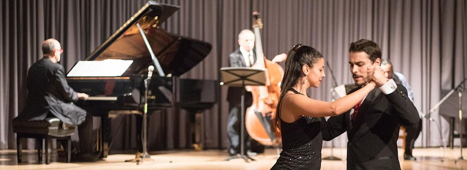 DANCE | Dance the night away to live tango music at CMC Mission Milonga! February features live performances by CMC faculty Scott O'Day - guitar and guest artist Verónica Freidkes - voice.