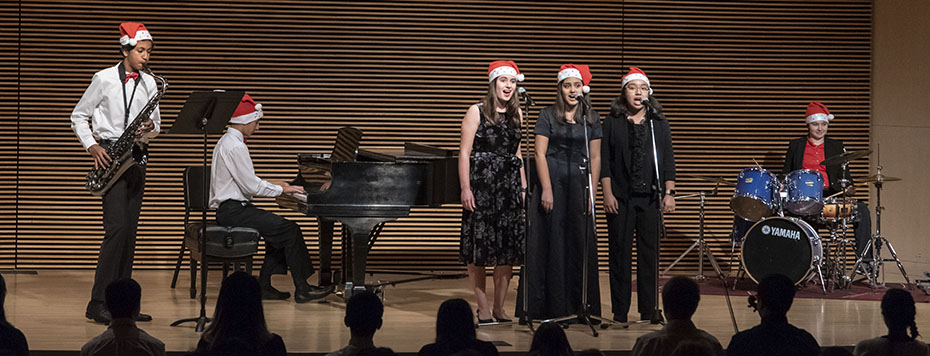 Merit Scholar Holiday Concert