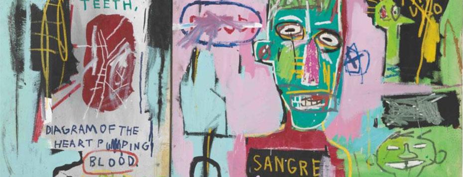 Basquiat In Italian