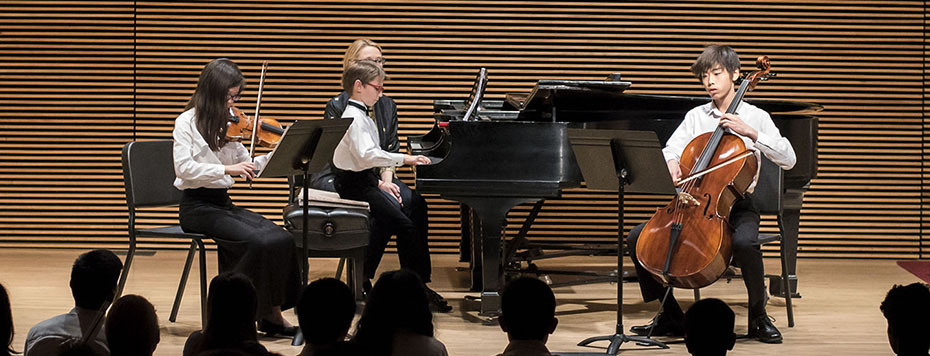 CSMA Merit Scholar Honors Concert