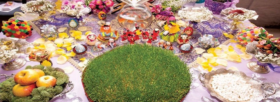 MULTIMEDIA | Celebrate Nowruz, or Persian New Year, with Aisan Hoss and Mehdi Parnia of Oyna Natural Foods.