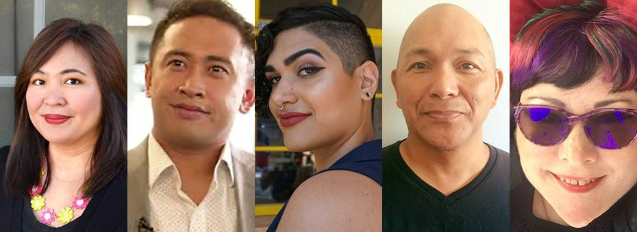 LITERATURE | San Mateo County Arts Commission presents Pride and Poetry with readings by Dena Rod, Joe G. Mendoza, and Jan Steckel.