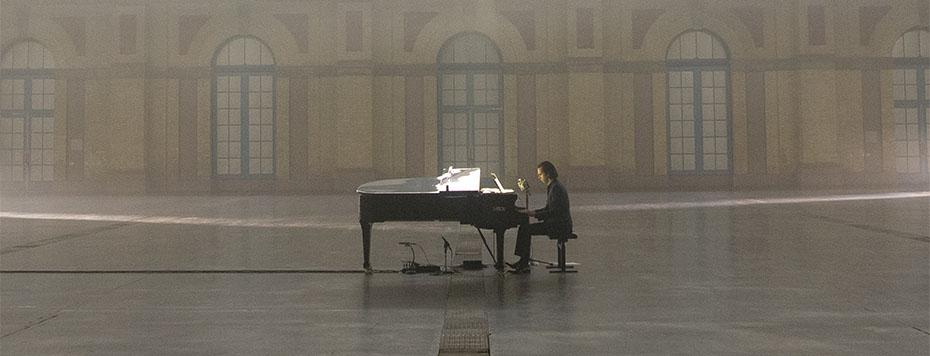Nick Cave Alone