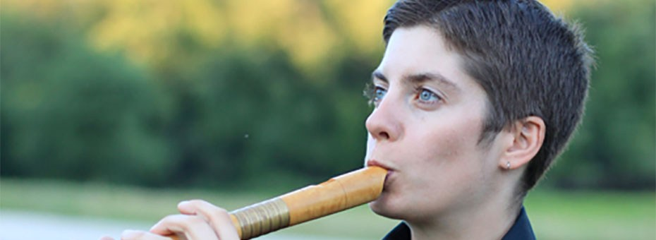 MUSIC | Society for Historically Informed Performance - Emily O'Brien will be performing a variety of recorder repertoire from the historical to the contemporary.