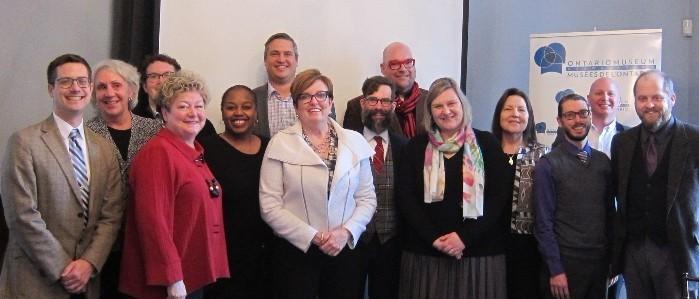 OMA Councillors meet with the Hon. Eleanor McMahon, Dec 2017