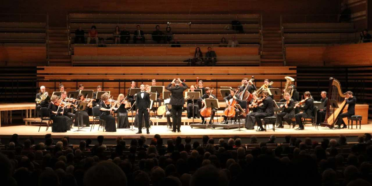L'exceptionnel concert inaugural des Violons du Roy: Anthony Roth Costanzo chante Handel et Glass