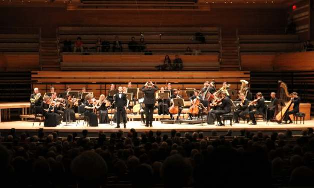 L'exceptionnel concert inaugural des Violons du Roy : Anthony Roth Costanzo chante Handel et Glass