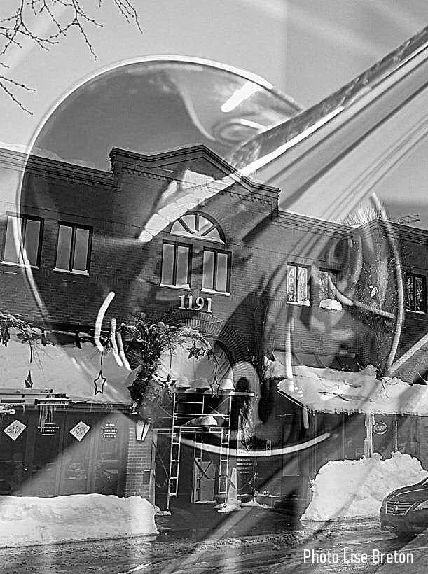 Jazz de Rue sur l'Avenue Cartier Photo @Lise Breton