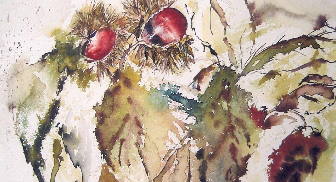 Françoise BOZON Fruits d'automne