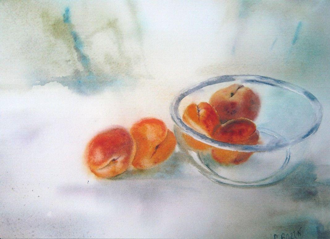 Françoise BOZON Fruits d'été