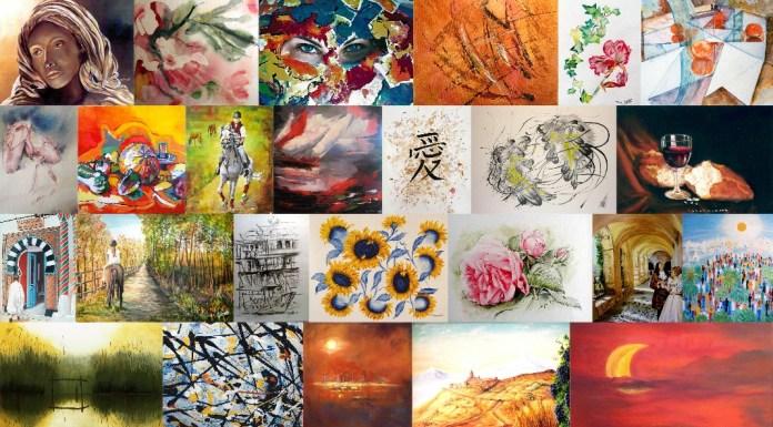 Affichez vos oeuvres sur Arts et Lettres de France