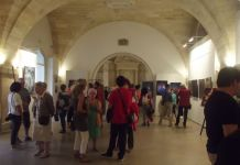 40ème exposition arts plastiques Bordeaux Cour mably 2017