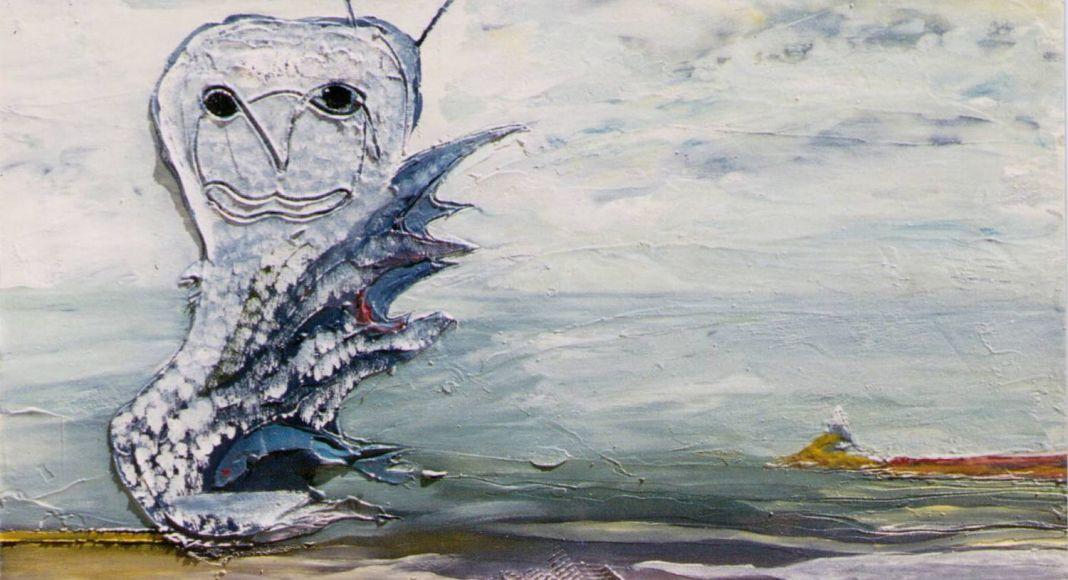 Jean Luc Levoux - des rivages secrets s'sinsinuent