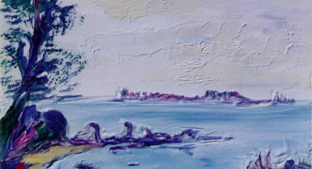 Jean Luc Levoux - rivage incertain