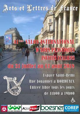Exposition bordeaux 2018