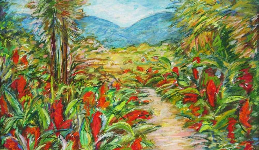 Marika Doussain- Les Antilles