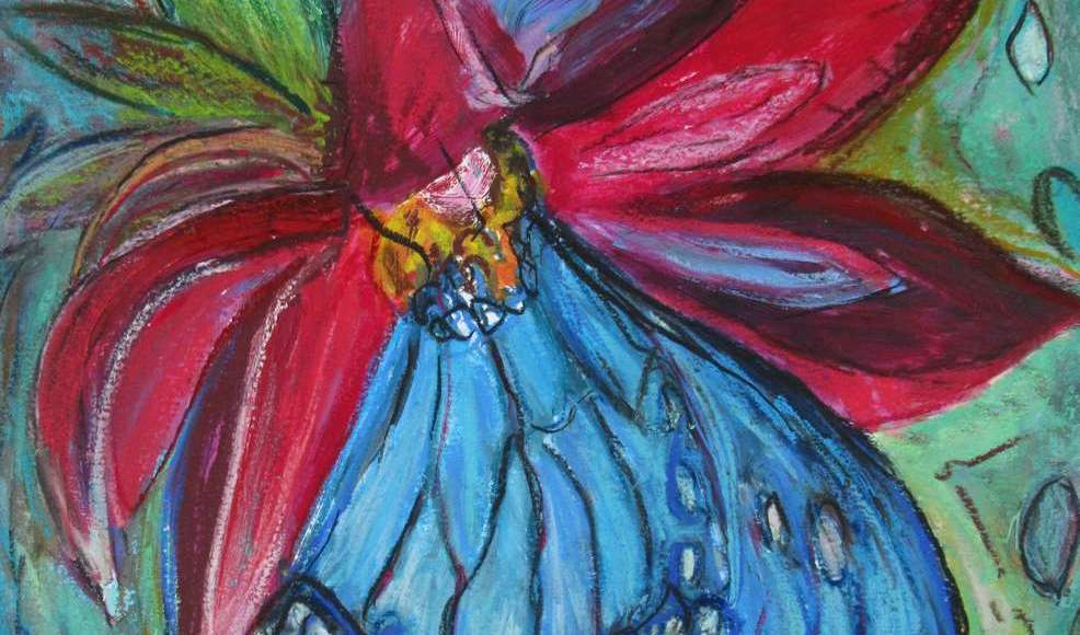 Marika Doussain - Le Repos du Papillon