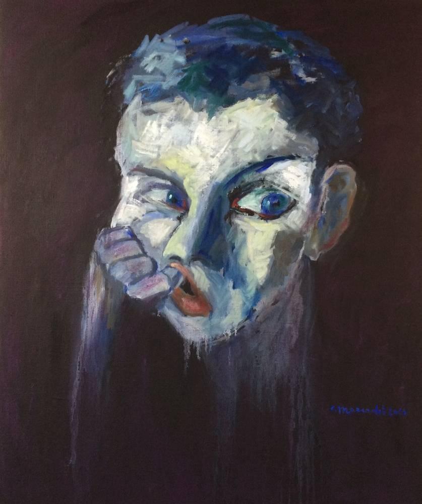 Le doigt dans la bouche - Elisabeth Marcadet