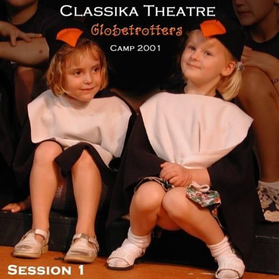 Classika Theatre CD cover