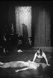 The Medium, Pugilese Theater - Set design