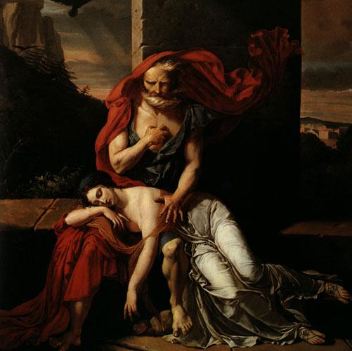 Oedipus & Antigone