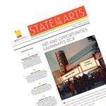 ArtsGeorgia State of the Arts Spring 2015 newsletter