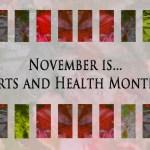 November Global Arts & Health Month