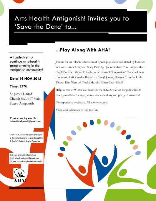 Play Along with AHA! poster
