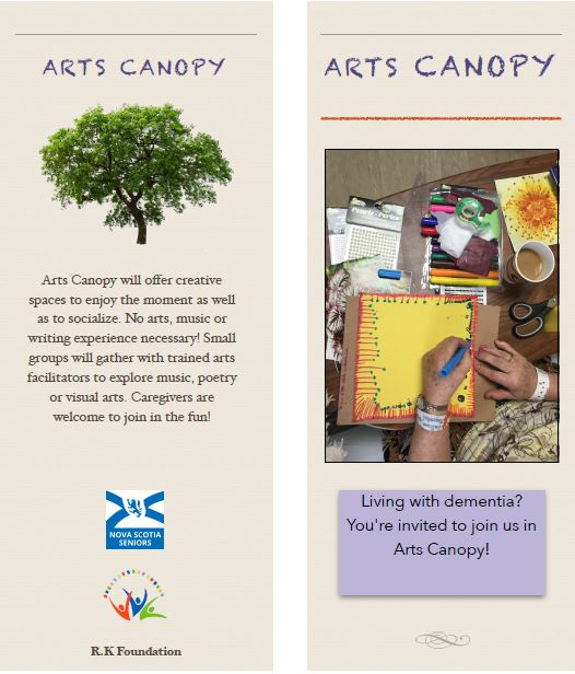 Arts Canopy Project