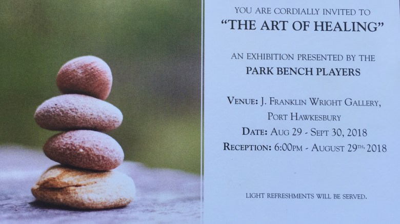 Art of Healing Exhibition