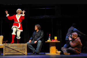 Jonathan Larson's Rent at Eastern Tennessee State University (Photo by Larry Smith)