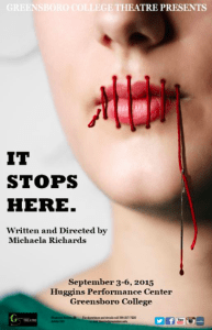 It Stops Here poster