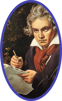 "Beethoven worked on plenty of ""developments"" himself!"