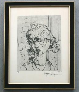 (26) HOFMANN WOMAN'S HEAD