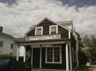 CARSON'S STORE IN NOANK