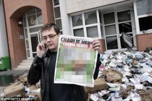 Charlie Hebdo censorship